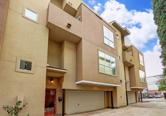 1109 Marconi Street B, Houston, TX 77019 (MLS #68567994) :: Texas Home Shop Realty