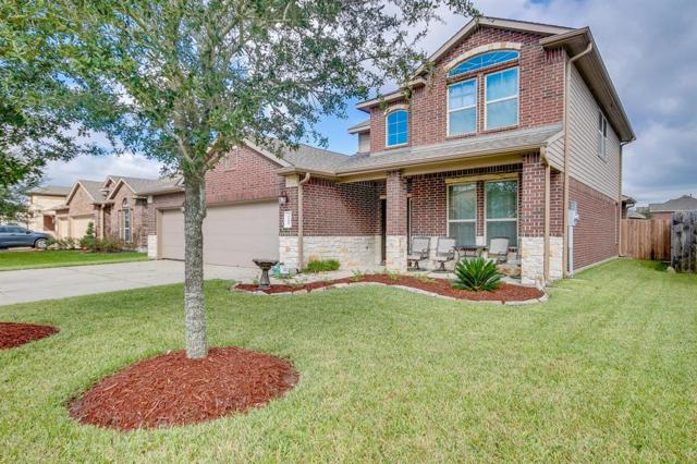 3208 Rocky Post Court, Dickinson, TX 77539 (MLS #68578430) :: Texas Home Shop Realty