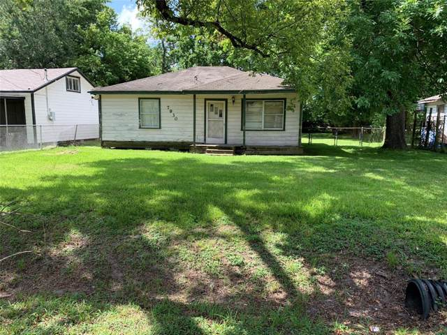 7930 Linda Vista Road, Houston, TX 77028 (MLS #68604668) :: The Heyl Group at Keller Williams