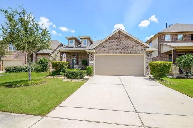 8922 Pinenut Drive, Cypress, TX 77433 (MLS #68625858) :: The Bly Team