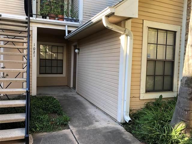 2300 Old Spanish Trail #1021, Houston, TX 77054 (MLS #68641481) :: Caskey Realty
