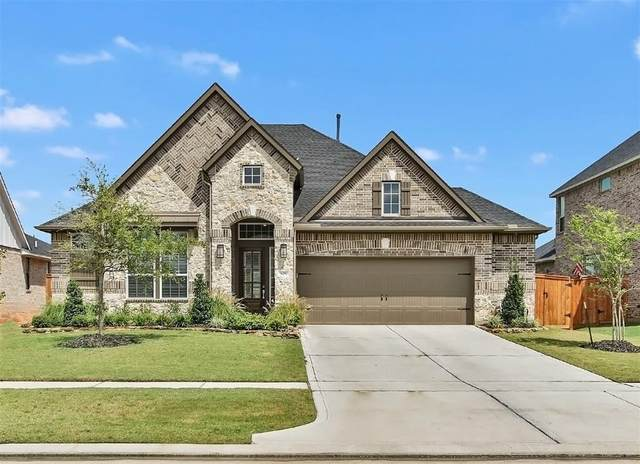 805 Stella Vista Court, Katy, TX 77493 (MLS #68650197) :: Michele Harmon Team