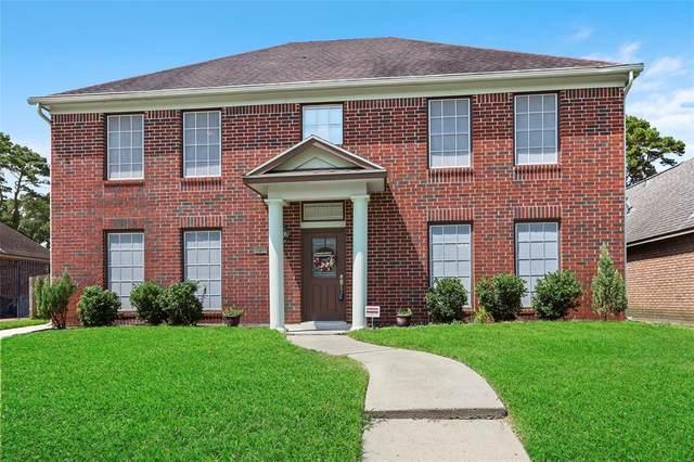 6015 Thom Road, Humble, TX 77346 (MLS #68652841) :: Texas Home Shop Realty