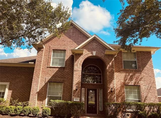 2810 Creek Terrace Drive, Missouri City, TX 77459 (MLS #68657480) :: Lerner Realty Solutions