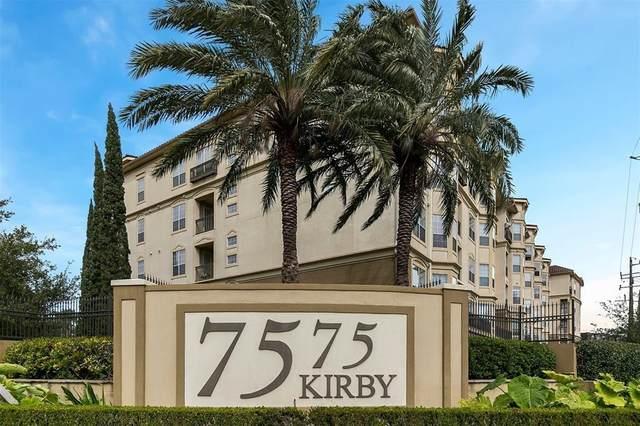7575 Kirby Drive #2222, Houston, TX 77030 (MLS #68677784) :: EW & Associates Realty, LLC