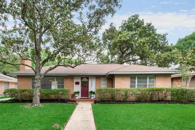 3406 Linkwood Dr Drive, Houston, TX 77025 (MLS #68689985) :: Magnolia Realty