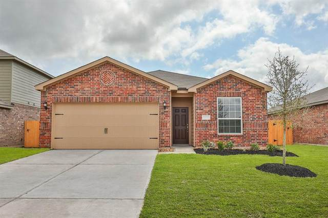 10777 Castle Rock Drive, Cleveland, TX 77328 (MLS #6870903) :: The SOLD by George Team