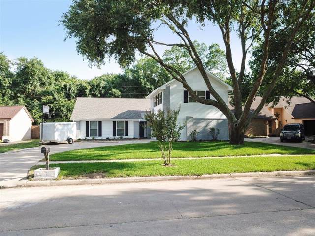 15607 Pine Mountain Drive, Houston, TX 77084 (MLS #68711323) :: The Queen Team