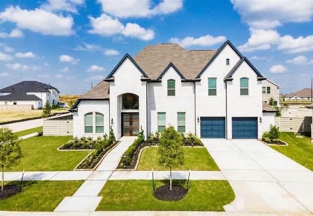 2103 Ashland Glen Court, Manvel, TX 77578 (MLS #68715836) :: The Home Branch