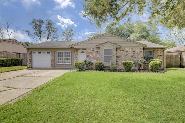 1608 Dixie Hollow Street, Pearland, TX 77581 (MLS #68719768) :: Bay Area Elite Properties