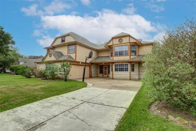 6322 Modesto Drive, Houston, TX 77083 (MLS #68727353) :: Bray Real Estate Group
