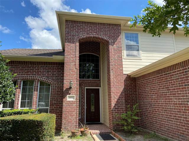 10015 Forest Spring Lane, Pearland, TX 77584 (MLS #68738310) :: The Home Branch