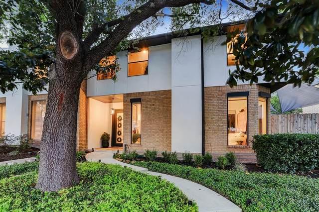 4516 Dickson Street, Houston, TX 77007 (MLS #68741789) :: NewHomePrograms.com LLC