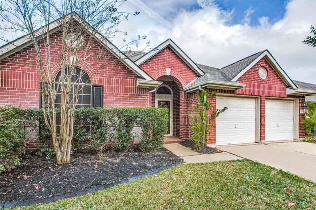 17218 Woodland Creek Lane, Houston, TX 77095 (MLS #6874884) :: The Bly Team