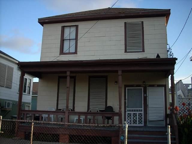2324 Avenue P 1/2, Galveston, TX 77550 (MLS #68758772) :: The Bly Team