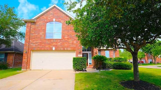 7002 Lakegreen Court, Richmond, TX 77407 (MLS #68760063) :: The Freund Group