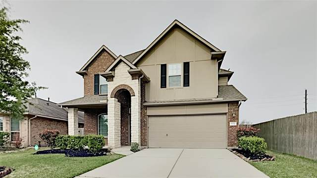 8714 Wasatch Valley Lane, Richmond, TX 77407 (MLS #68768118) :: The Sansone Group
