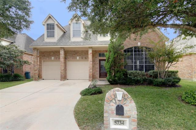 5734 Logan Park Drive, Spring, TX 77379 (MLS #68771653) :: The Collective Realty Group