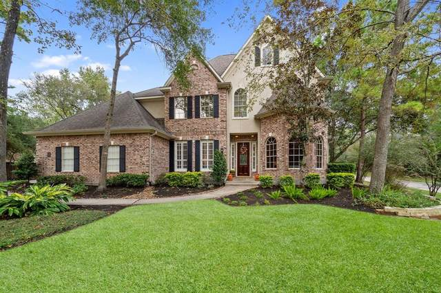 35 Noble Bend Drive, Spring, TX 77382 (MLS #68793189) :: The Sansone Group