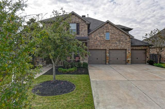 16807 Spiced Cider Lane, Cypress, TX 77433 (MLS #68797296) :: See Tim Sell