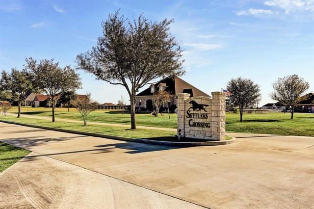 5674 Pioneer Trail, Sealy, TX 77474 (MLS #68803459) :: The SOLD by George Team
