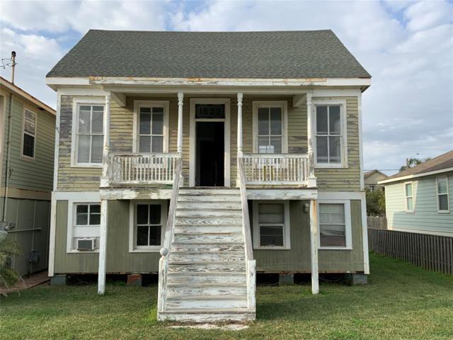 1622 Avenue O, Galveston, TX 77550 (MLS #68804326) :: Texas Home Shop Realty
