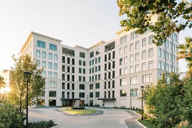 6017 Memorial #507, Houston, TX 77007 (MLS #68809321) :: My BCS Home Real Estate Group