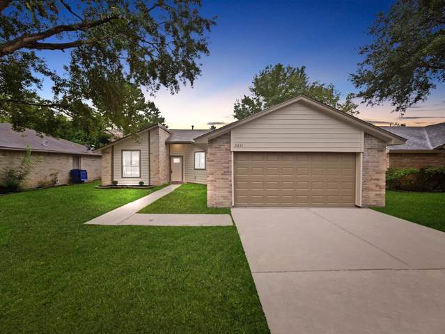 2631 Dawn Star Drive, Missouri City, TX 77489 (MLS #68809905) :: The SOLD by George Team