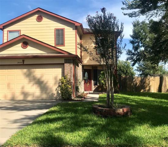 2043 Wooded Oaks Drive, Humble, TX 77396 (MLS #68810861) :: Caskey Realty