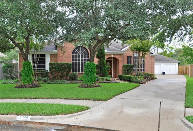 1734 Wind Trace Cove, Sugar Land, TX 77479 (MLS #68814120) :: The Sansone Group