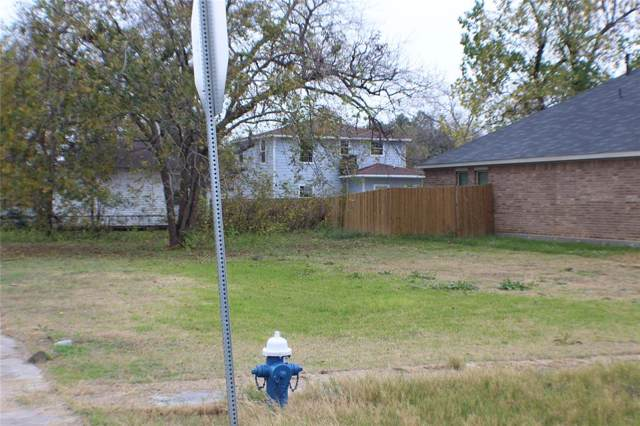 8301 Livingston Street, Houston, TX 77051 (MLS #68816490) :: Texas Home Shop Realty