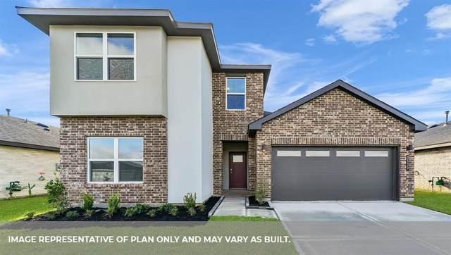 2610 Vanilla Sky Lane, Texas City, TX 77568 (MLS #68816761) :: Rachel Lee Realtor