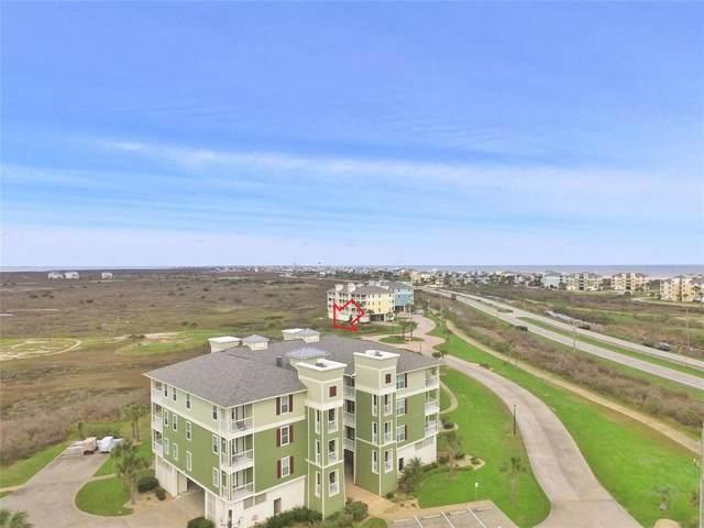 26540 Mangrove Drive #302, Galveston, TX 77554 (MLS #68820981) :: The Parodi Team at Realty Associates
