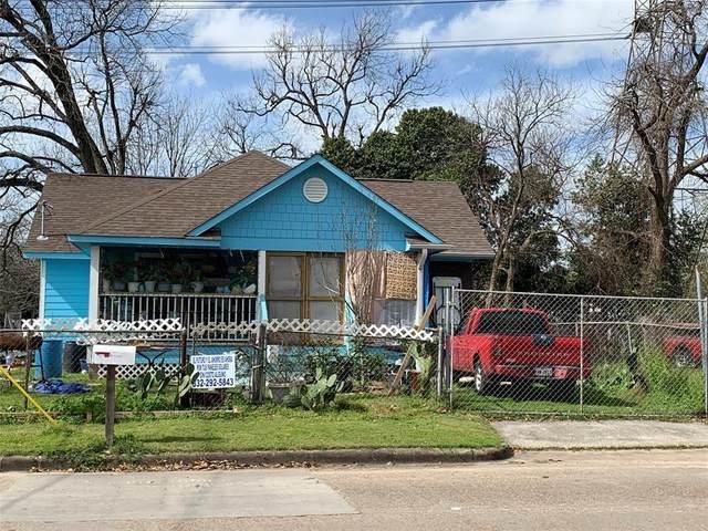 5701 Elysian Street, Houston, TX 77009 (MLS #68823754) :: Christy Buck Team