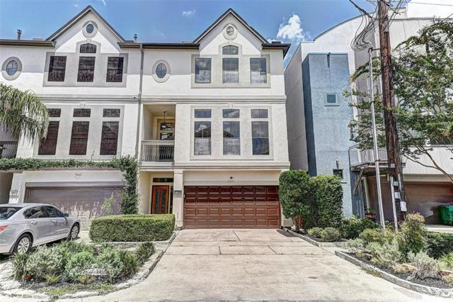 802 Malone Street D, Houston, TX 77007 (MLS #68833324) :: Fairwater Westmont Real Estate