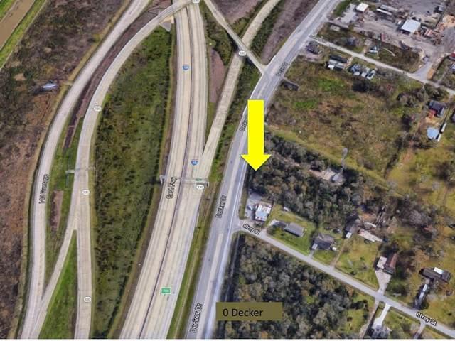 0 Decker Drive, Baytown, TX 77520 (MLS #68846061) :: The Property Guys