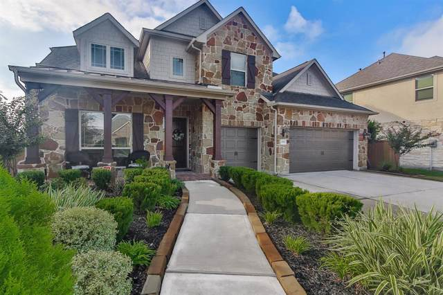 17211 Pentland Court, Richmond, TX 77407 (MLS #68846548) :: The SOLD by George Team