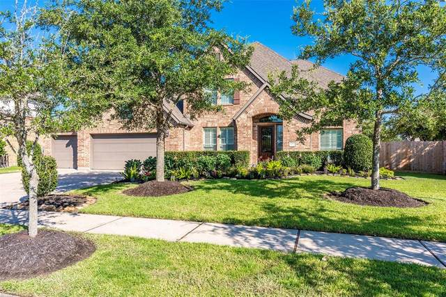 4518 Estella Court, League City, TX 77573 (MLS #68850494) :: The SOLD by George Team