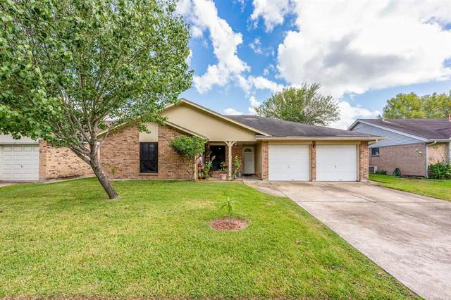 3631 Sweetbriar Drive, Pasadena, TX 77505 (MLS #68855262) :: The SOLD by George Team