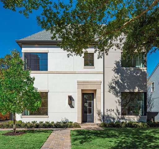 2424 Locke Lane, Houston, TX 77019 (MLS #68856345) :: Lerner Realty Solutions