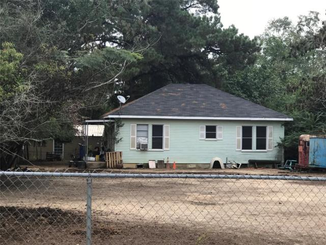 705 County Road 1040, Woodville, TX 75979 (MLS #68869814) :: Texas Home Shop Realty