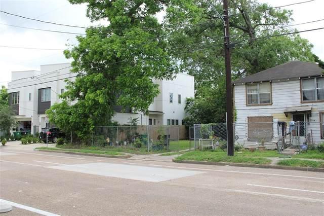 4219 Hardy Street, Houston, TX 77009 (MLS #68898166) :: The Wendy Sherman Team