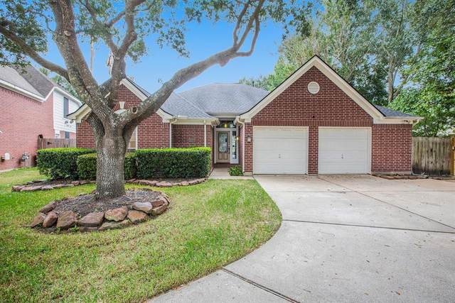 16307 Candlerock Court, Houston, TX 77095 (MLS #68898909) :: The Home Branch