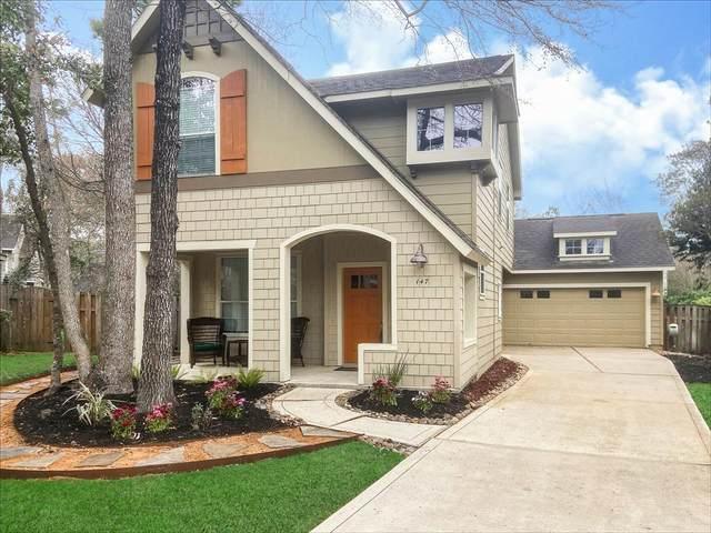 147 Velvet Grass Court, The Woodlands, TX 77382 (MLS #68907038) :: Ellison Real Estate Team