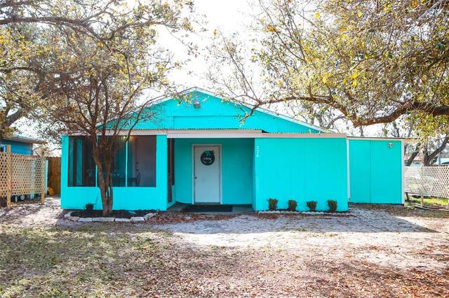 226 Lakeview Drive, Rockport, TX 78382 (MLS #68930990) :: The SOLD by George Team