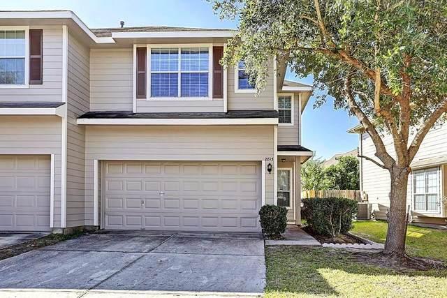 2815 Loganberry Park Lane, Houston, TX 77014 (MLS #68932122) :: The Heyl Group at Keller Williams