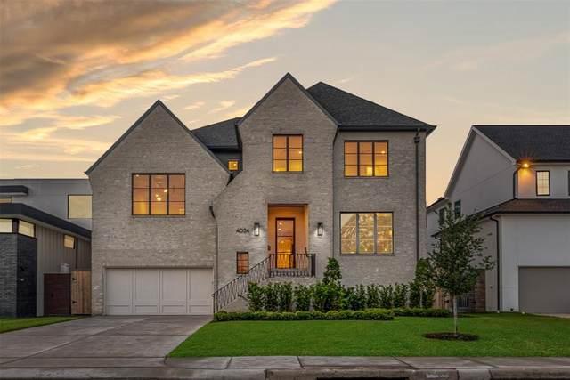 4034 Falkirk Lane, Houston, TX 77025 (MLS #68933435) :: The SOLD by George Team