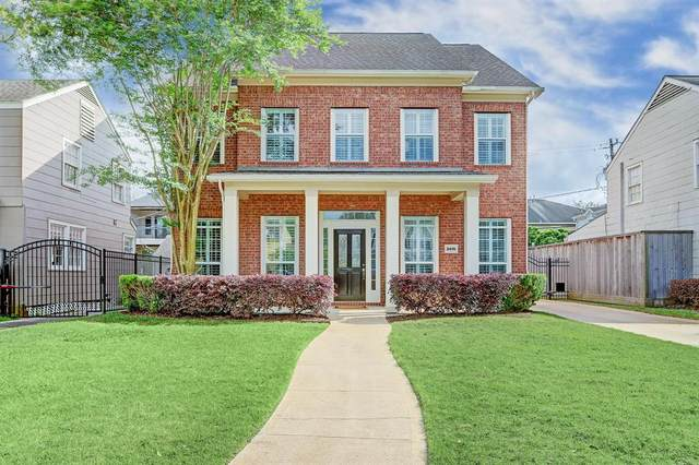 2415 Wordsworth, Houston, TX 77030 (MLS #68947698) :: The Sansone Group