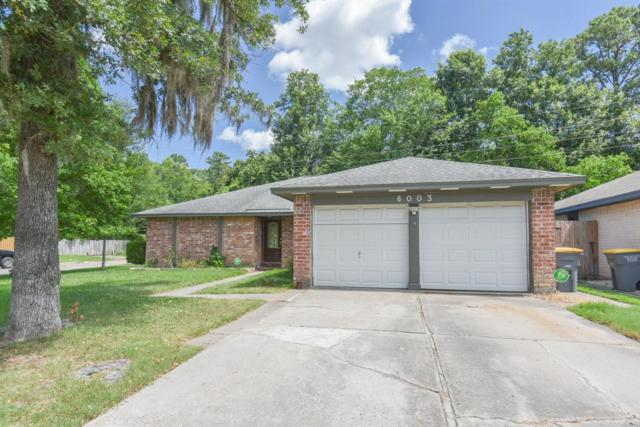 6003 Crooked Post Road, Spring, TX 77373 (MLS #68958909) :: Christy Buck Team