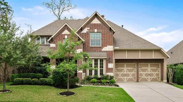 463 Hendricks Forest Lane, Conroe, TX 77384 (MLS #68960508) :: The Heyl Group at Keller Williams